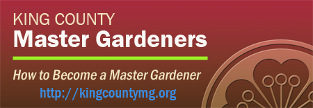 Become a King County Master Gardener