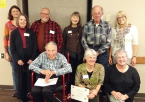 2014 King County Master Gardener Recognition Award Winners