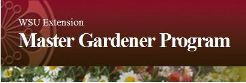 WSU Extension Master Gardener Program