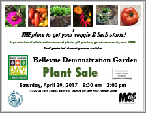 2017 BDG Harvest Festival and Plant Sale