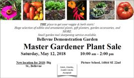 BDG May Plant Sale
