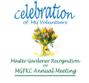 Master Gardener Recognition Event