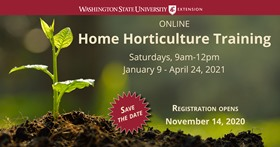 Home Horticulture Training